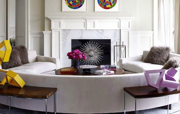 7 Astonishing Living Room Ideas By Steven Gambrel
