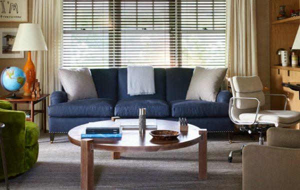 7 Contemporary Modern Sofas In Interiors By Robert Stilin