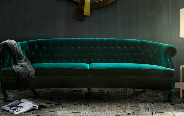 7 Modern Takes On The Classic Chesterfield Sofa chesterfield sofa 7 Modern Takes On The Classic Chesterfield Sofa 7 Modern Takes On The Classic Chesterfield Sofa 1 600x380