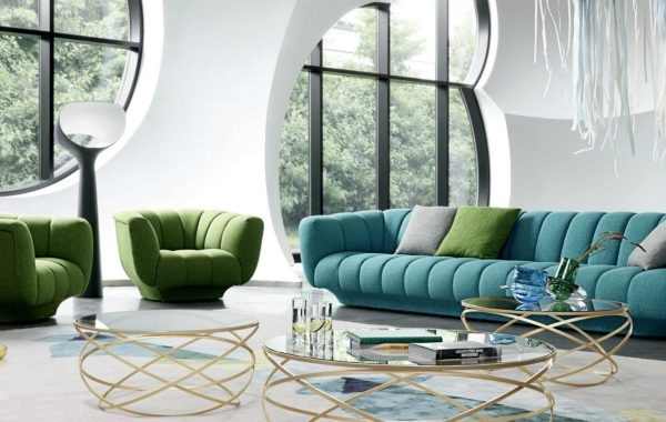 7 Modern Takes On The Classic Chesterfield Sofa modern sofas 10 Contemporary Modern Sofas By Roche Bobois That Will Impress You 9 Contemporary Modern Sofas By Roche Bobois That Will Impress You 600x380