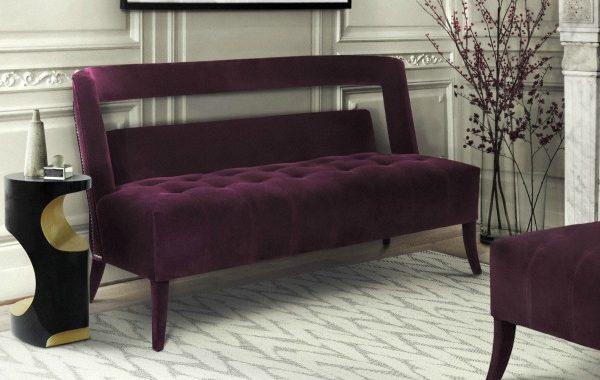 9 Feminine Modern Sofas For The Living Room Of Your Dreams