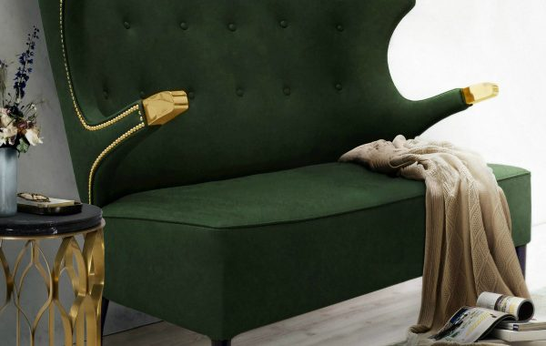 How A High Back Sofa Can Spruce Up Your Living Room Set