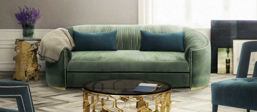 How To Choose The Upholstery Fabric For Your Living Room Sofa