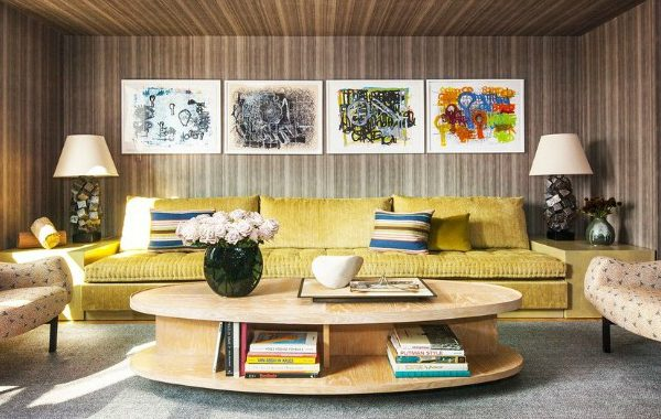 10 More Modern Sofas In Architectural Digest That You Will Love