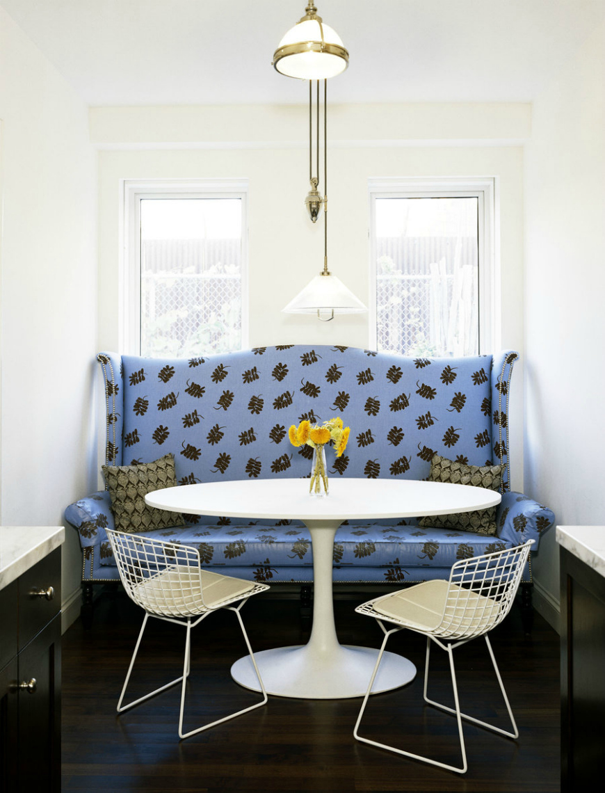 10 More Reasons To Consider Modern Sofas For Your Dining Room