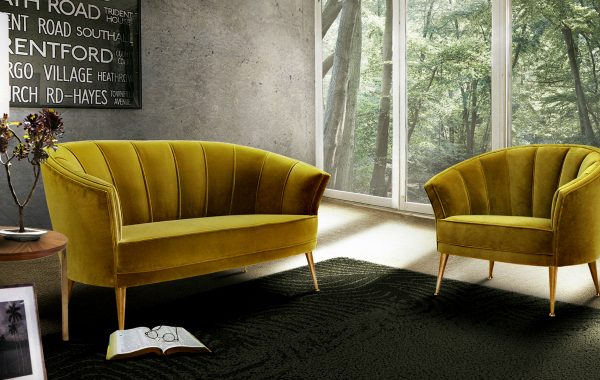 10 Wonderful Small Modern Sofas For A Cozy & Chic Living Room Set