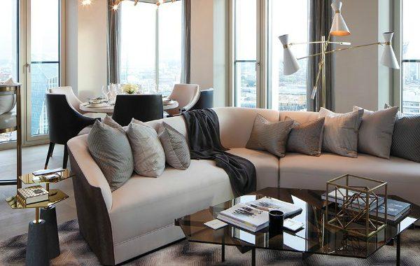 9 Neutral Modern Sofas In Elegant Interiors By Rachel Winham