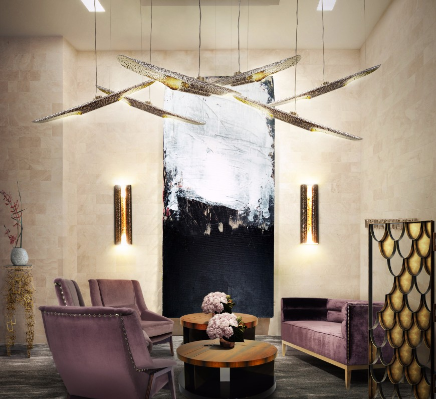 9 Impressive Modern Sofas For A Cozy & Stylish Winter