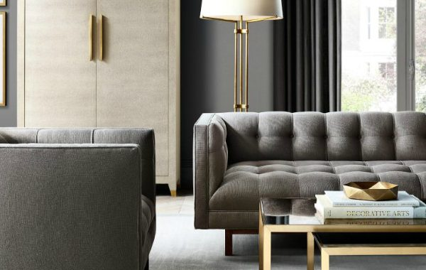 9 Modern Sofas By Restoration Hardware That Will Steal Your Attention