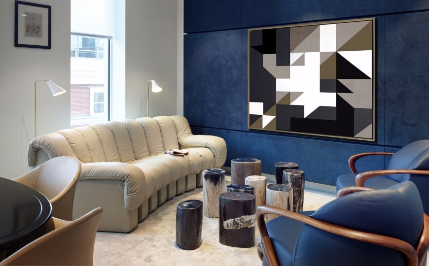 6 Sophisticated Modern Sofas In Interiors By Gunter & Co