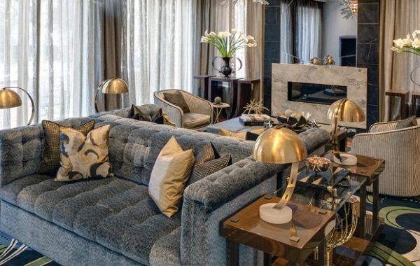 7 Sophisticated Modern Sofas In Ovadia Design Interiors