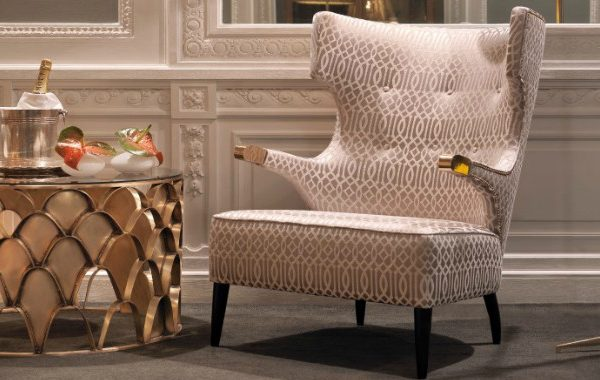 Modern Sofas: 5 Luxury Fabric Brands Exhibiting At Paris Deco Off