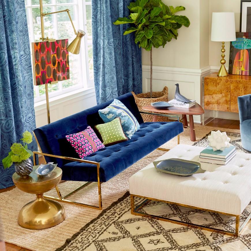 The Trendiest Sofas According To Pantone's Spring Color Report modern sofas The Trendiest Modern Sofas According To Pantone's Spring Color Report The Trendiest Modern Sofas According To Pantone   s Spring Color Report 6