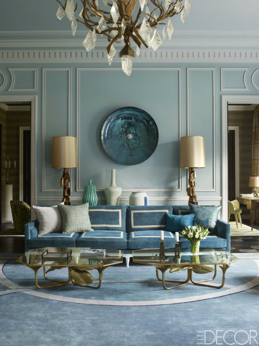 How To Decorate Above Your Living Room Sofa living room sofa How To Decorate Above Your Living Room Sofa The Trendiest Modern Sofas According To Pantone   s Spring Color Report 8
