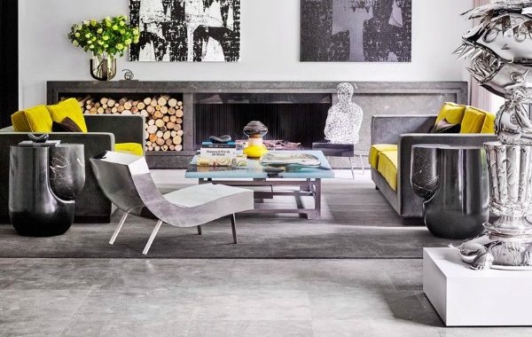 10 Striking Living Room Ideas To Take From Architectural Digest