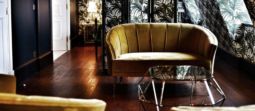 10 Remarkable Modern Sofas In Hotel Interior Design Projects