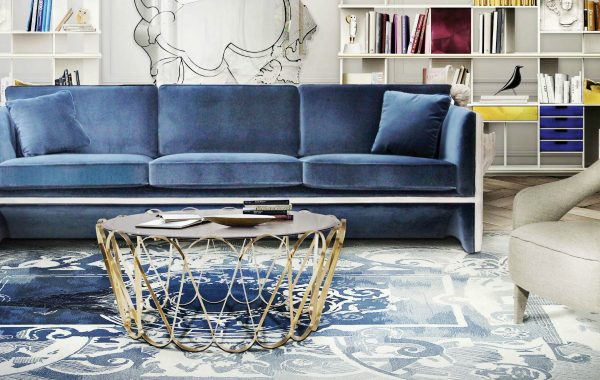 9 Bold Modern Chairs To Complement Your Living Room Sofa