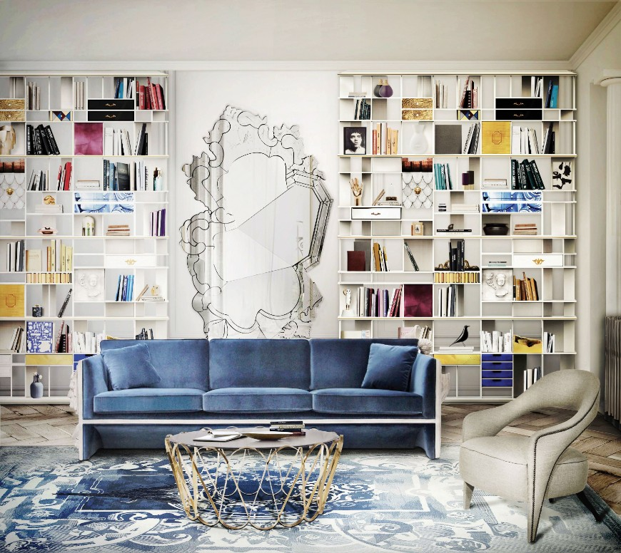 10 Spectacular Velvet Sofas That You Must-Have This Summer modern sofas 10 Spectacular Modern Sofas That You Must-Have This Summer 10 Spectacular Modern Sofas That You Must Have This Summer 7