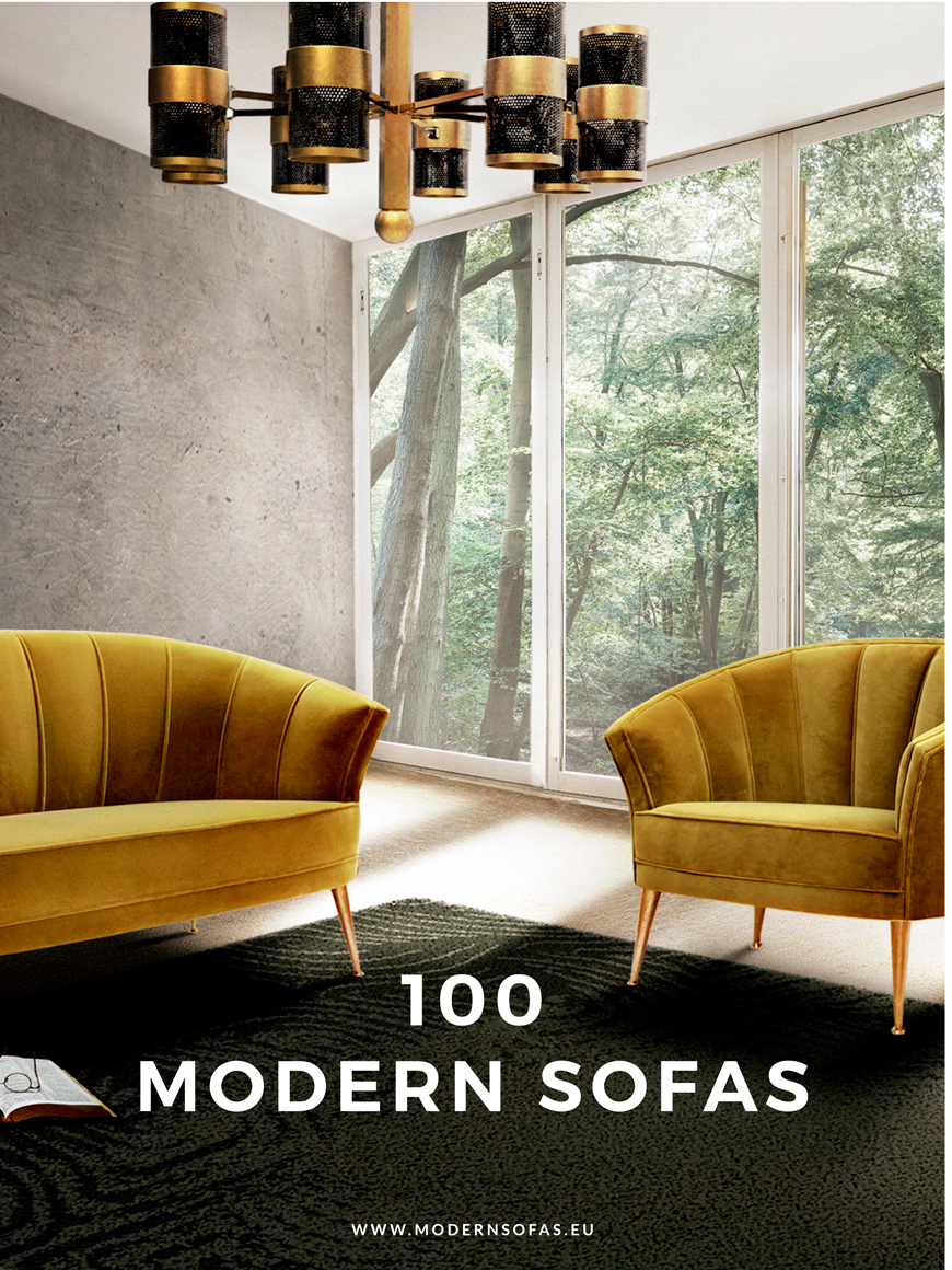 modern sofas The Ultimate Guide To Modern Sofas That You Must Have The Ultimate Modern Sofas Guide That You Must Have 1