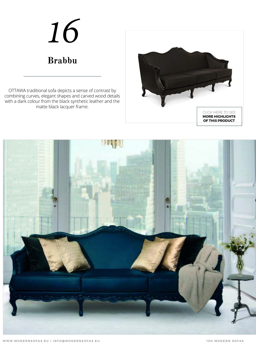 The Ultimate Sofas Guide That You Must Have modern sofas The Ultimate Guide To Modern Sofas That You Must Have The Ultimate Modern Sofas Guide That You Must Have 5