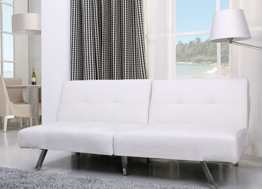 Лучшие советы-как почистить белую обивку дивана очистить белую обивку Лучшие советы-как очистить белую обивку дивана Victorville White Foldable Futon Sofa Bed fa58ad69 9dbb 4504 9ea4 9923349848ae
