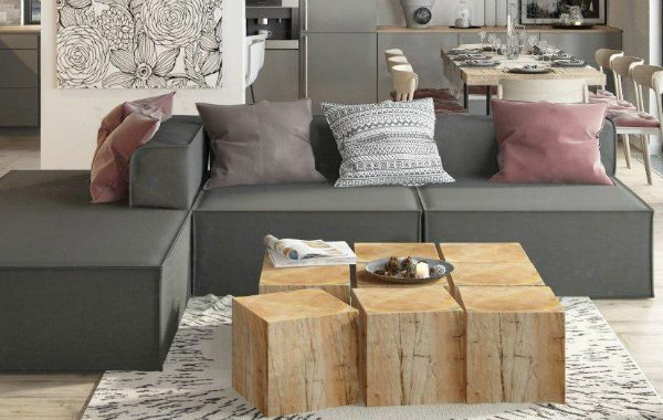 The Most Popular Modern Sofas On Pinterest For A Stunning Living Room