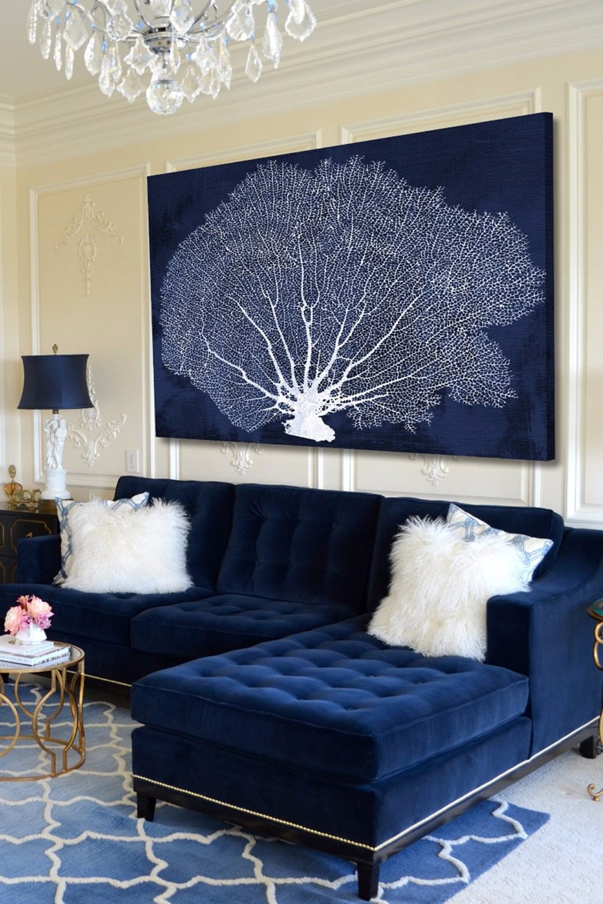 13 Reasons Why You Need A Velvet Sofa