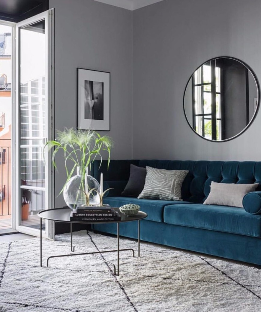 13 Reasons Why You Need A Velvet Sofa In Your Life