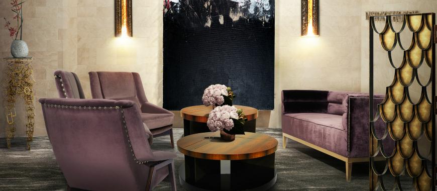 6 Millennial Pink Velvet Sofas That You Will Love