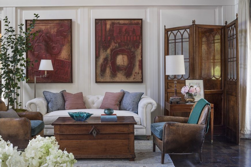 7 Inspirations From ELLE Decor A-List On How To Pick Living Room Sofa living room sofa 7 Inspirations From ELLE Decor A-List On How To Pick Living Room Sofa Jeffrey Alan Marks e1499359529979
