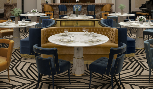 5 Ideas How To Style your dining room with Perfect Upholstered Sofas bbcov