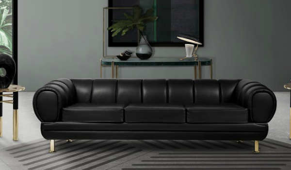 leather sofas 6 Modern leather sofas in the interior of the living room 6 Modern leather sofa in the interior of the living roobb 600x350