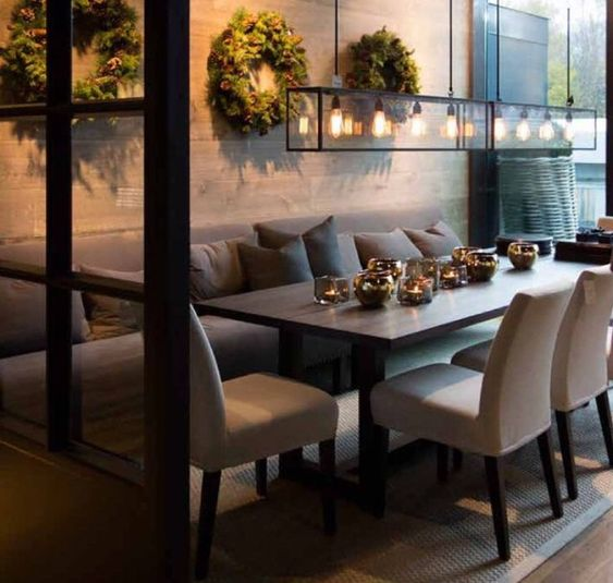 upholstered sofas How To Style Your Dining Room with Upholstered Sofas How To Style Your Dining Room with Upholstered Sofas