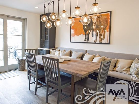 upholstered sofas How To Style Your Dining Room with Upholstered Sofas How To Style Your Dining Room with Upholstered Sofas3