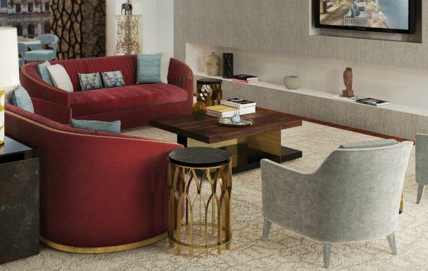 Modern Sofas Exhibitors You Must Visit At Maison et Objet 2017
