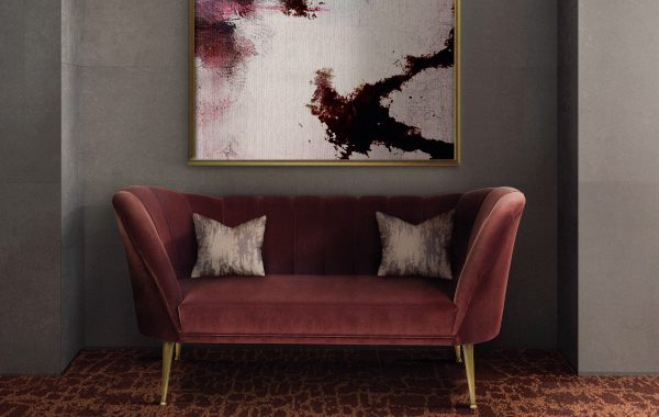7 Fall-Approved Velvet Sofas For Color Enthusiasts