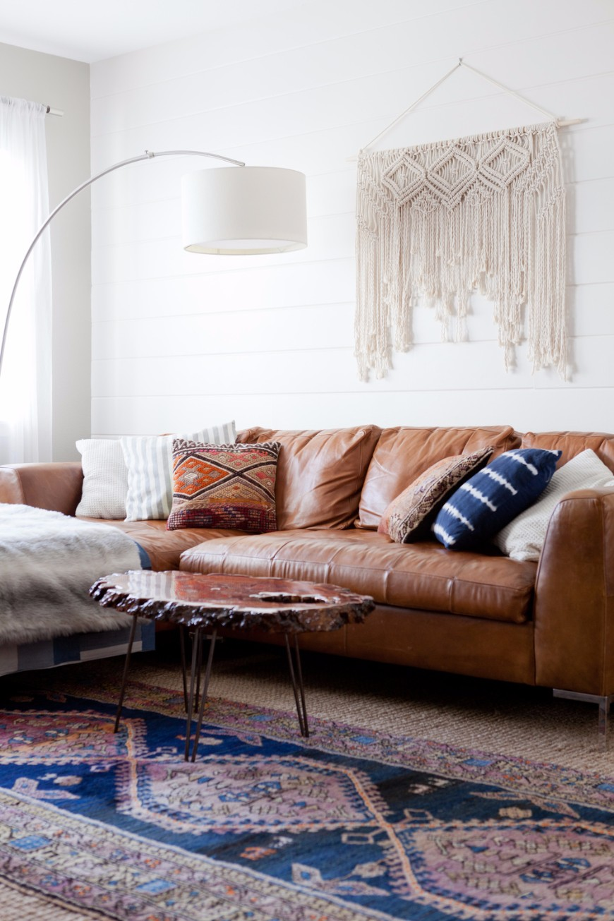 Modern Sofa Design modern sofa design How To Choose The Perfect Modern Sofa Design To Your Living Room How To Decorate Above Your Living Room Sofa 5