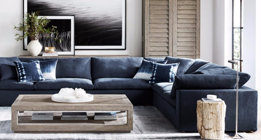 The Most Popular Sectional Sofas On Pinterest Right Now