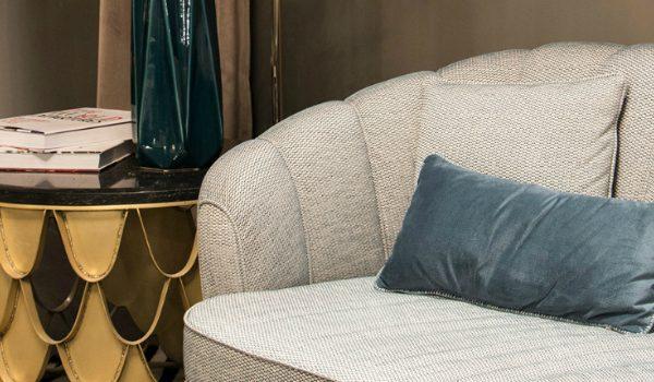 Maison et Objet 2018 maison et objet 2018 Handcrafted Modern Sofas at Maison et Objet 2018 Maison et Objet 2018 600x350
