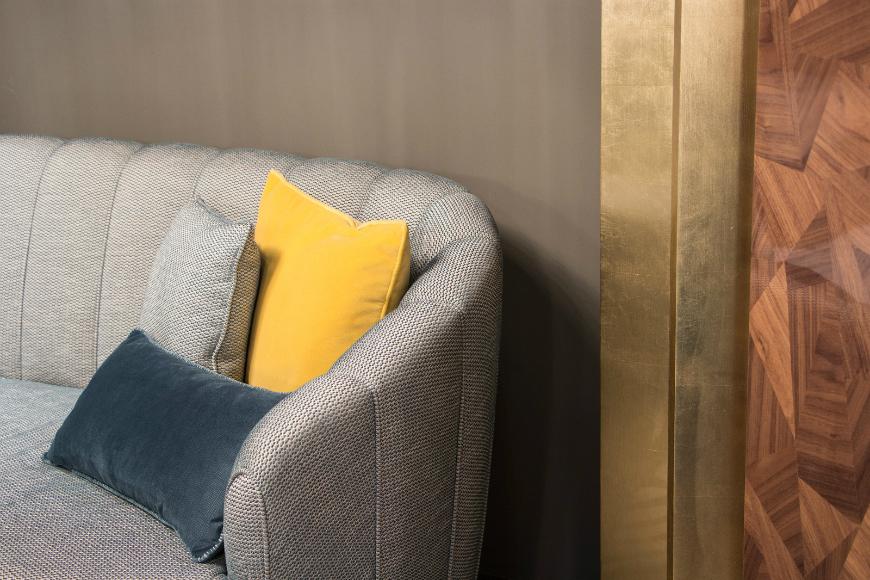 Maison et Objet 2018 maison et objet 2018 Handcrafted Modern Sofas at Maison et Objet 2018 Maison et Objet 2018
