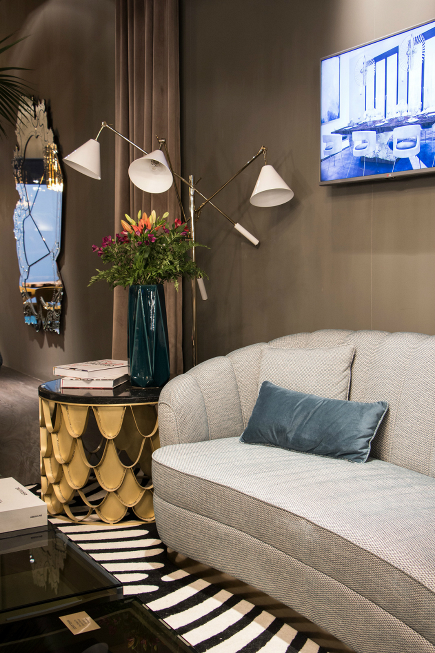 MO 2018 maison et objet 2018 Handcrafted Modern Sofas at Maison et Objet 2018 Maison et Objet 2018
