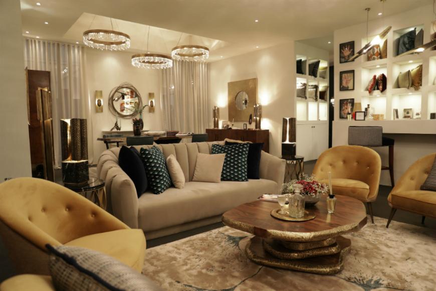mo18 maison et objet 2018 Modern sofas:highlights of Maison et Objet 2018 maison et objet 2018 1