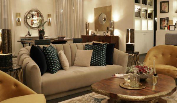 maison et objet 2018 Modern sofas:highlights of Maison et Objet 2018 maison et objet 2018 2 600x350