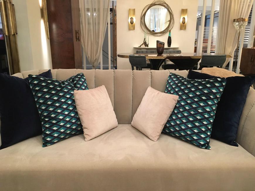 maison et objet maison et objet 2018 NEWS from MAISON ET OBJET 2018: the finest modern sofa! maison et objet2