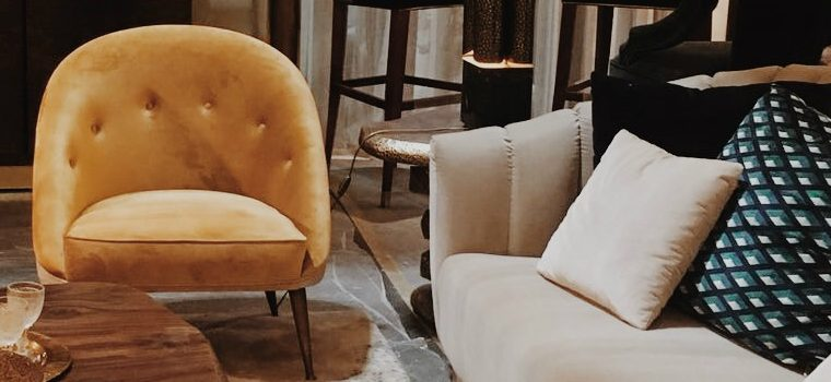ISaloni2018 starts today: modern sofas alert!