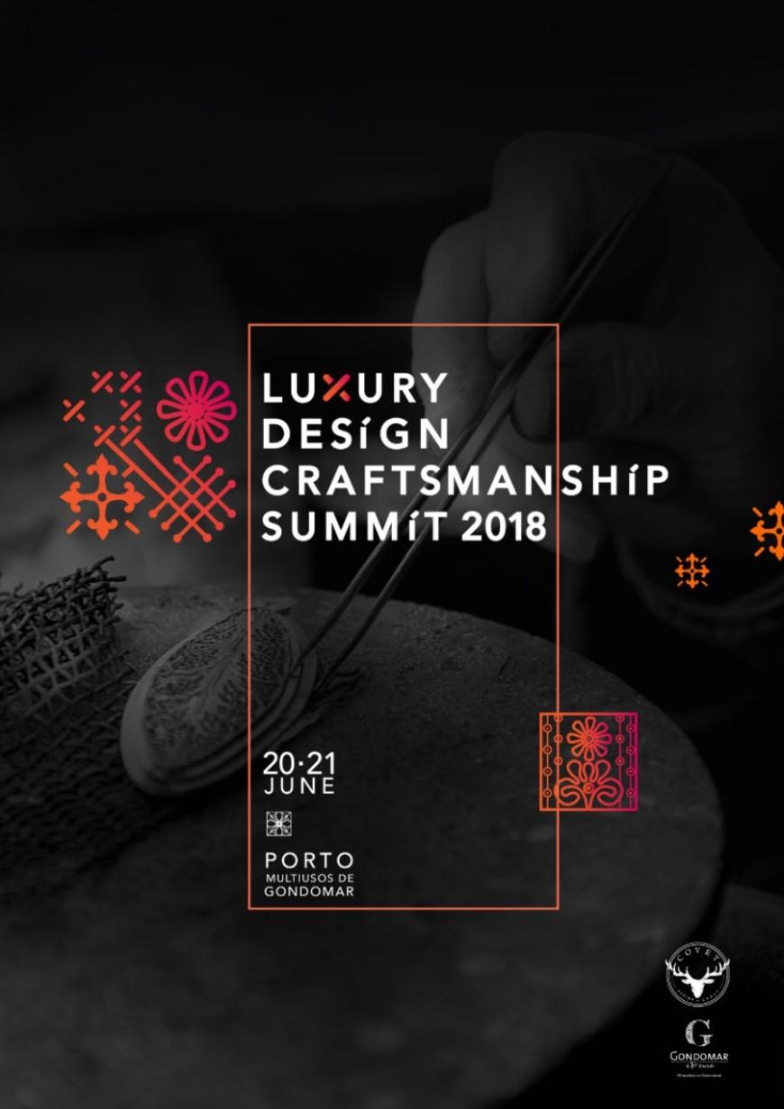 The Luxury Design and Craftsmanship Summit 2018, Your Must Go Event luxury design and craftsmanship summit The Luxury Design and Craftsmanship Summit 2018 The Luxury Design Craftsmanship Summit 2018cover