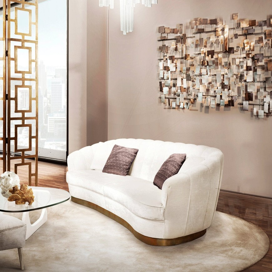 Eye-catching Modern Sofas To Your Home