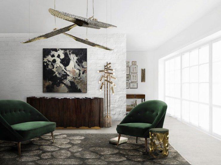 Brabbu Living Room Designed by BRABBU Living Room Designed by BRABBU 740x552