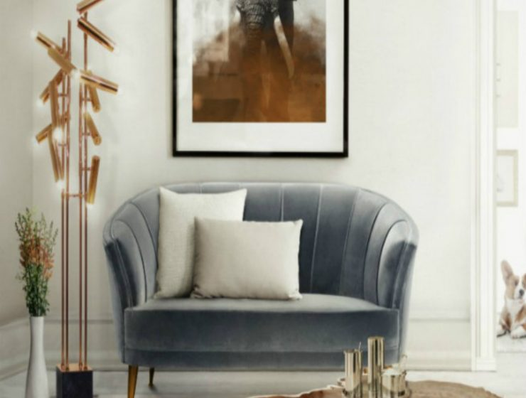 modern sofas Modern Sofas That Will Beautify Any Paris Apartment c 1 740x560