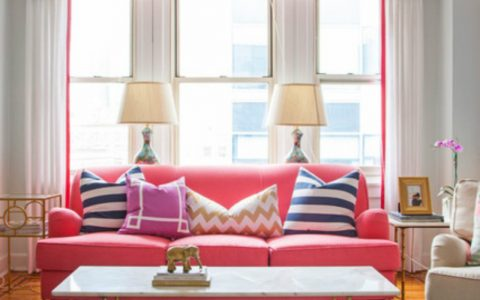 Colorful Sofas to Spice Up Your Living Room Decor